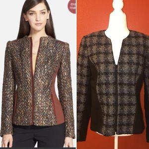 Yelena Tweed Jacket Lafayette 148 New York